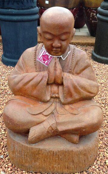 FJR034IH Worship Shaolin Monk Rusty