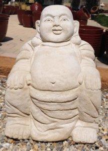 Laughing Fat Buddha Creme FJR032