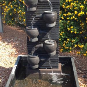 Gentong Lava Stone Water Feature SA001-M