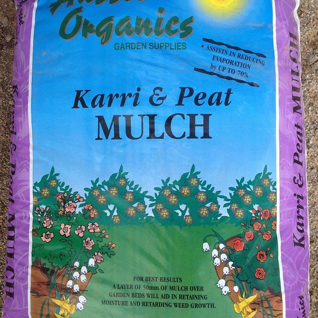 Bagged Garden Products