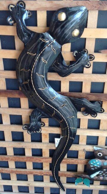 IR383 Black Gecko