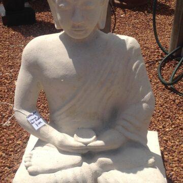 FJR058-IH Bali Buddha Creme