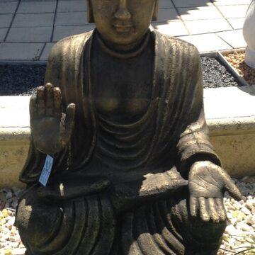 ST021-IH Lotus Buddha Gold
