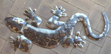 IR076L Gecko Antic