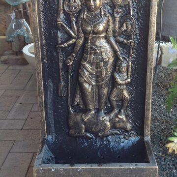 WHN112 Durga Goddess BlackGold