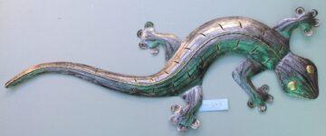 IR383S Silver Gecko100cm