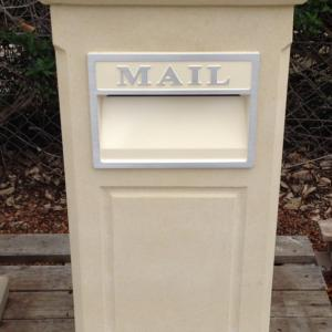 Natural Letterbox