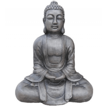 BA3102 Buddha Meditating Large