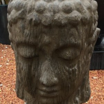 FT223 Buddha Head on stand