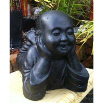OSA019 Black Sleeping Shaolin
