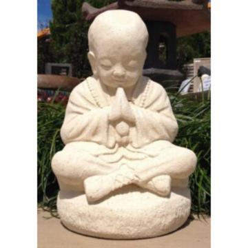 Shaolin Monk 25cm Creme
